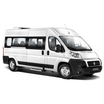 Кондиционеры на микроавтобусы до 18 мест Fiat Ducato | 10 кВт