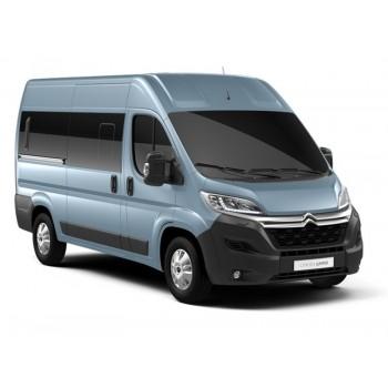 Кондиционеры на микроавтобусы до 18 мест Citroen Jumper |10 кВт