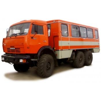 Кондиционеры на Вахтовый КАМАЗ | 9 кВт
