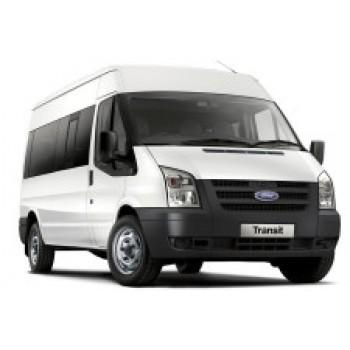 Кондиционеры на микроавтобусы Ford Transit (задний привод) | 10 кВт