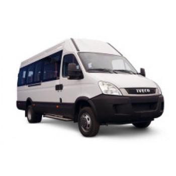 Кондиционеры на микроавтобусы до 14 мест Iveco Daily | 7 кВт