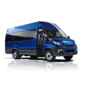 Кондиционеры на микроавтобусы до 18 мест Iveco Daily | 13 кВт