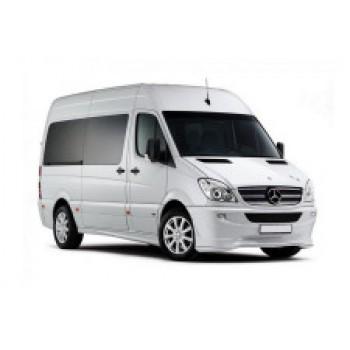 Кондиционеры на микроавтобусы до 18 мест Mercedes-Benz Sprinter | 10 кВт