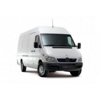 Кондиционеры на микроавтобусы до 18 мест Mercedes-Benz Sprinter | 12 кВт
