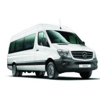 Кондиционеры на туристические автобусы Mercedes-Benz Sprinter | 14 кВт