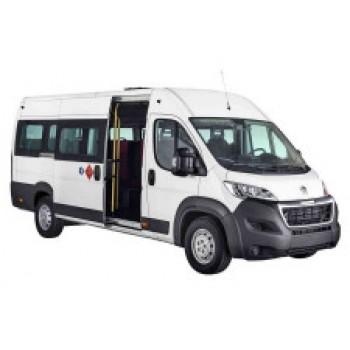 Кондиционеры на микроавтобусы до 18 мест Peugeot Boxer | 10 кВт