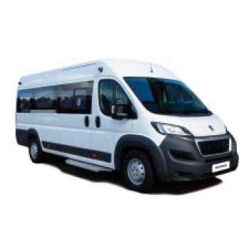 Кондиционеры на туристические автобусы Peugeot Boxer | 14 кВт