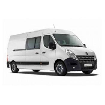Кондиционеры на микроавтобусы до 14 мест Renault Master | 7 кВт