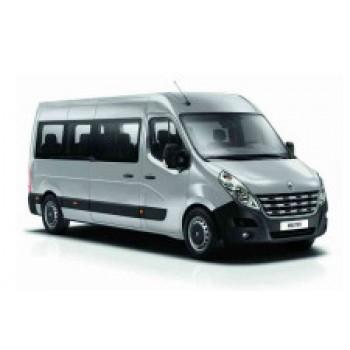 Кондиционеры на микроавтобусы до 18 мест Renault Master | 10 кВт